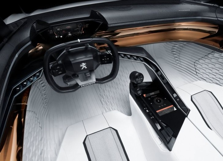 Peugeot Fractal Concept 2015 06