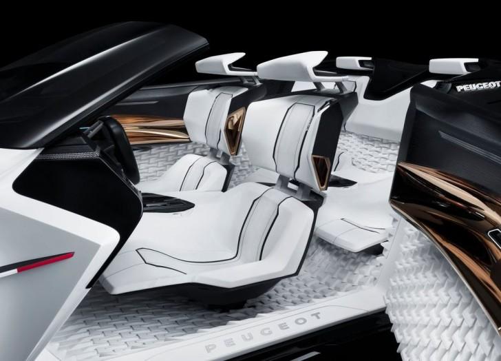 Peugeot Fractal Concept 2015 07