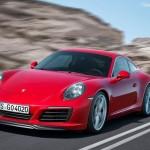 ポルシェ「新型911 カレラ 2016」デザイン画像集