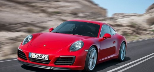Porsche 911 Carrera 2016 01