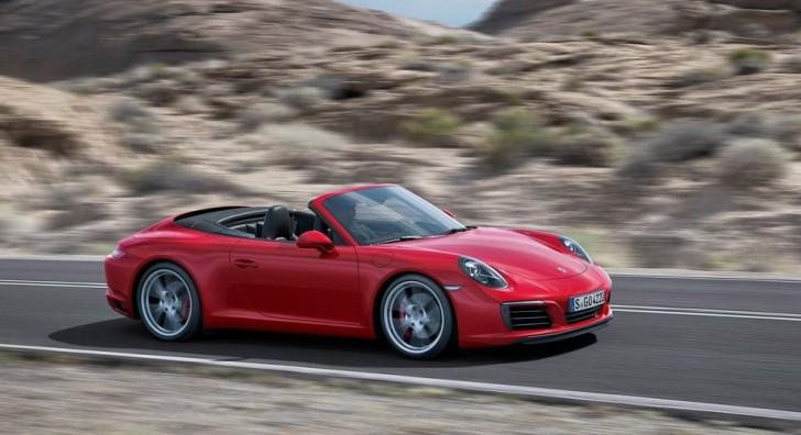 Porsche 911 Carrera 2016 02