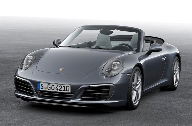 Porsche 911 Carrera 2016 04