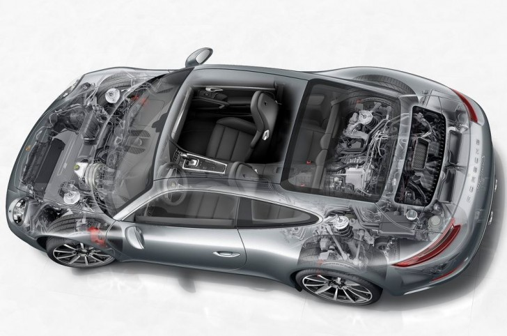 Porsche 911 Carrera 2016 09