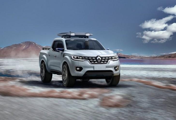 Renault Alaskan Concept 2015 01