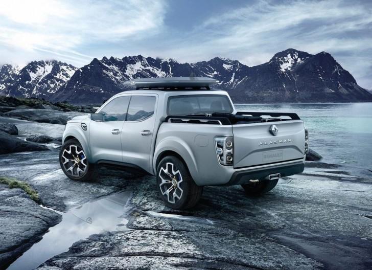 Renault Alaskan Concept 2015 06