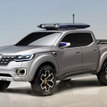 ルノー「新型アラスカン コンセプト」;ピックアップトラック市場に参入 Renault Alaskan