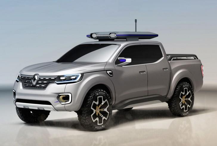 Renault Alaskan Concept 2015 09
