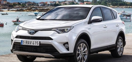 Toyota RAV4 Hybrid EU-Version 2016 03