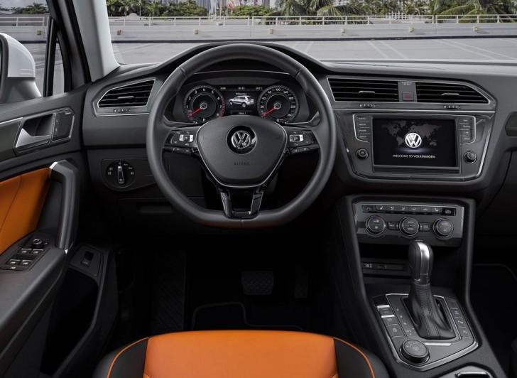 VW Tiguan 2017 10
