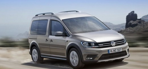 Volkswagen Caddy Alltrack 2016 02