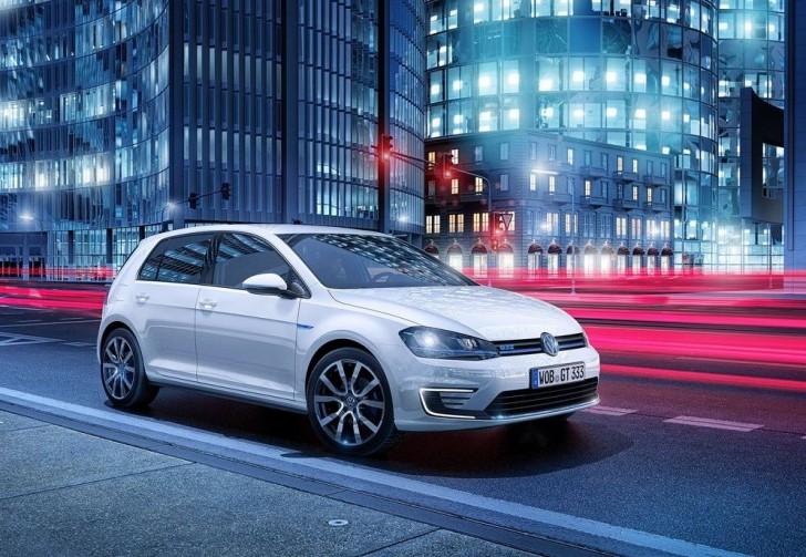 Volkswagen Golf GTE 2015 02