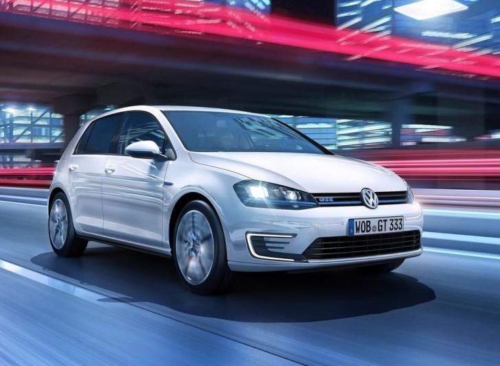 Volkswagen Golf GTE 2015 03