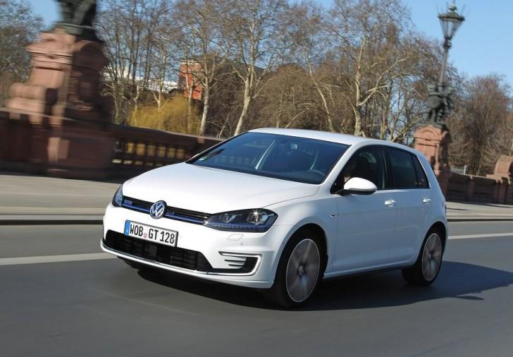 Volkswagen Golf GTE 2015 04