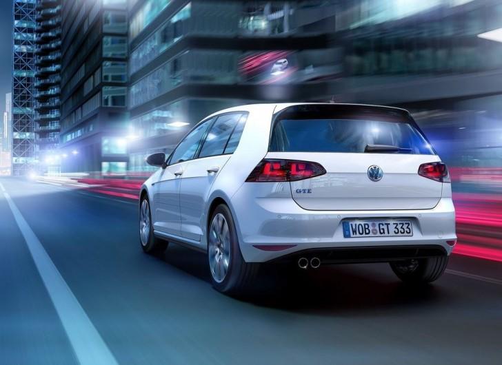 Volkswagen Golf GTE 2015 07
