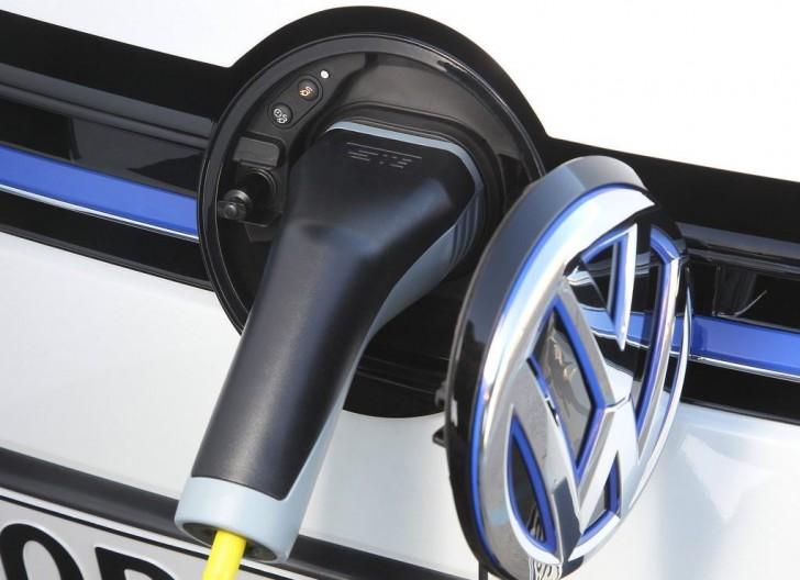 Volkswagen Golf GTE 2015 10
