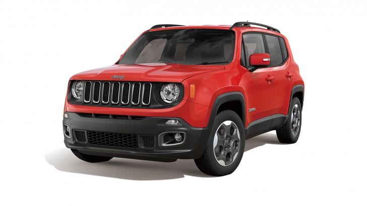Jeep レネゲード日本発売8