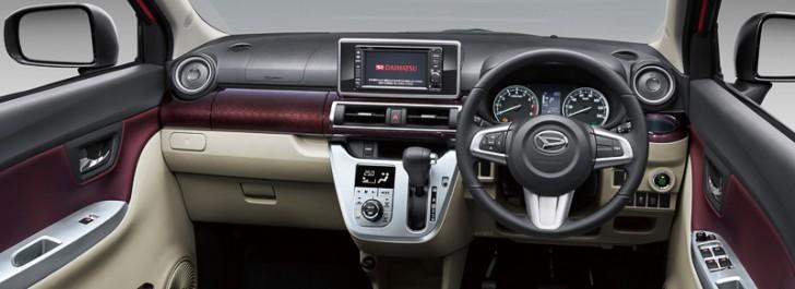 ダイハツキャスト スタイル interior02