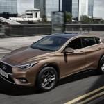 インフィニティ「新型Q30 Premium」発表;デザイン画像集