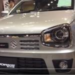 スズキ「新型アルトワークス」発表;実車デザイン動画@東京モーターショー
