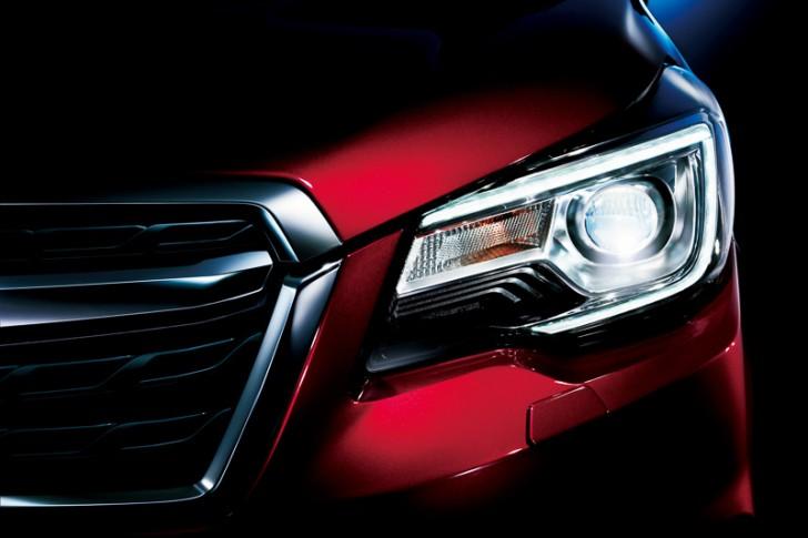 スバル フォレスター2015 改良モデル6