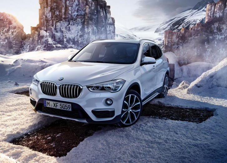 BMW X1 日本発売