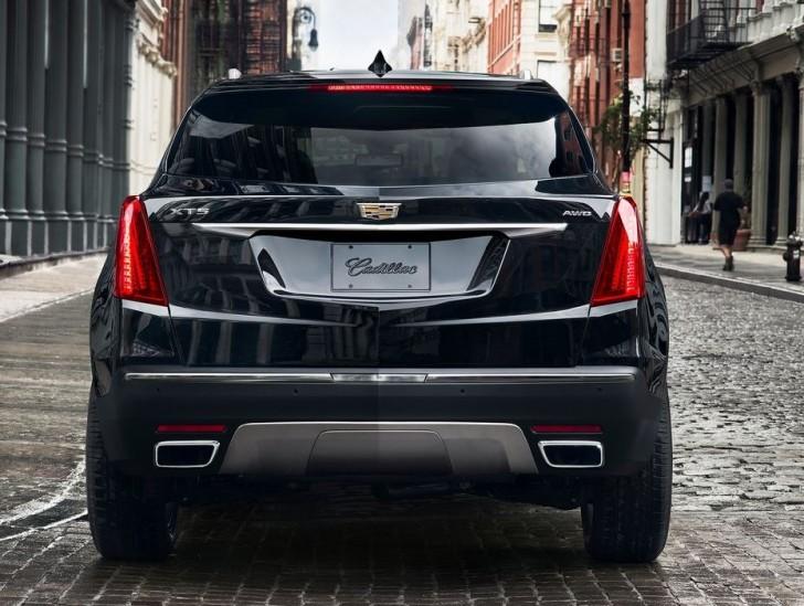 Cadillac XT5 2017 03