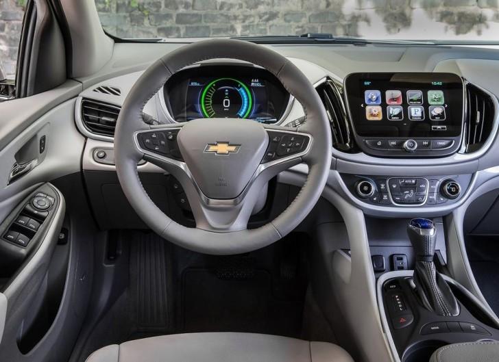 Chevrolet Volt 2016 06