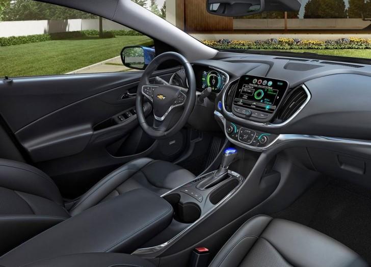 Chevrolet Volt 2016 07