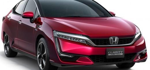 Honda Clarity Fuel Cell 2016 01