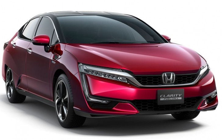 Honda Clarity Fuel Cell 2016 01