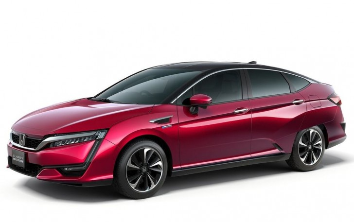 Honda Clarity Fuel Cell 2016 02