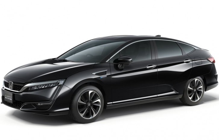 Honda Clarity Fuel Cell 2016 06