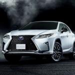 レクサス「新型RX 2016」日本国内発表;エクステリアデザイン画像集