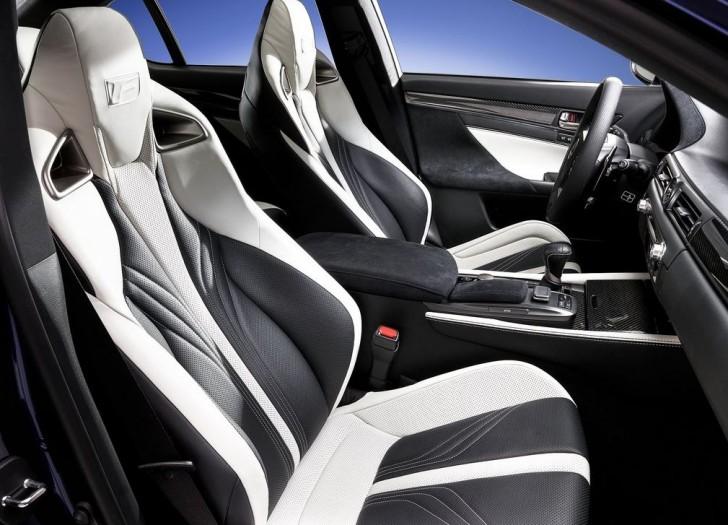 Lexus GS F 2016 08