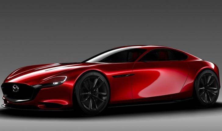 Mazda RX-Vision Concept 2015 02