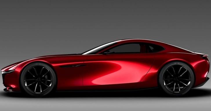 Mazda RX-Vision Concept 2015 03