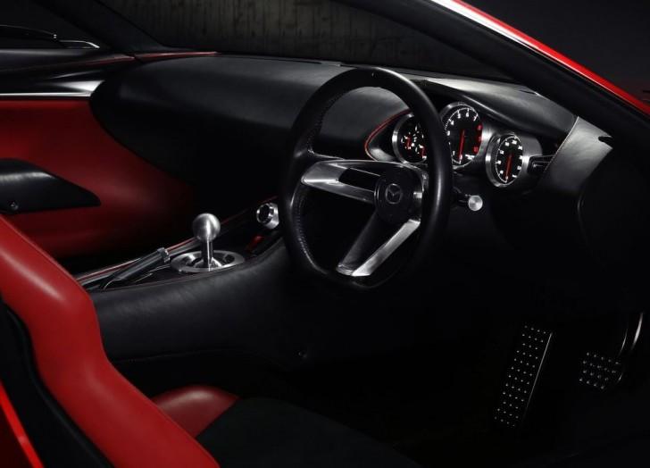 Mazda RX-Vision Concept 2015 05