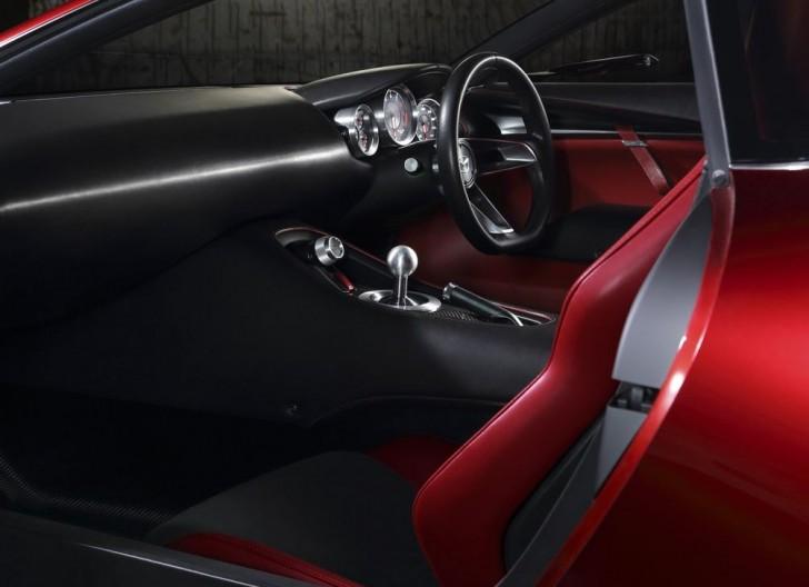 Mazda RX-Vision Concept 2015 06