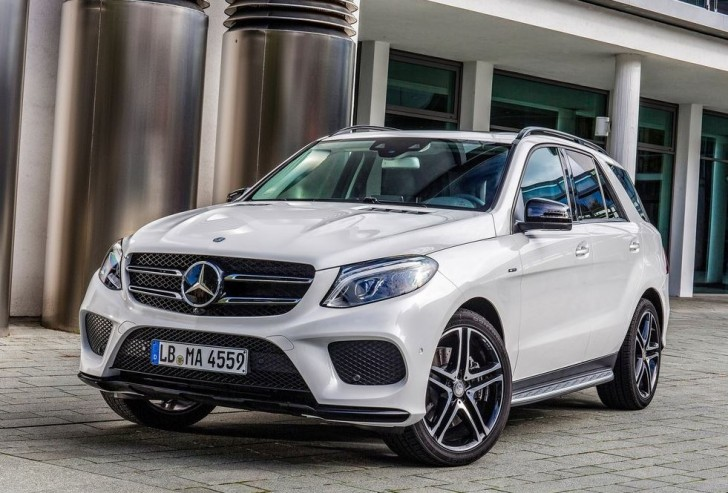 Mercedes-Benz GLE450 AMG 4Matic 2016 01