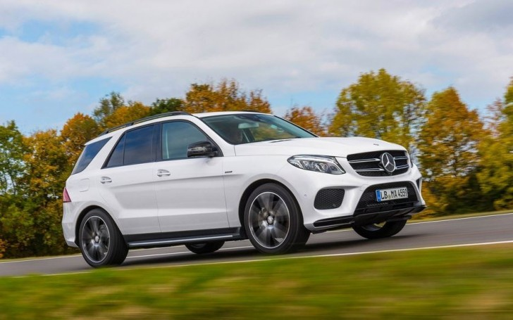 Mercedes-Benz GLE450 AMG 4Matic 2016 02