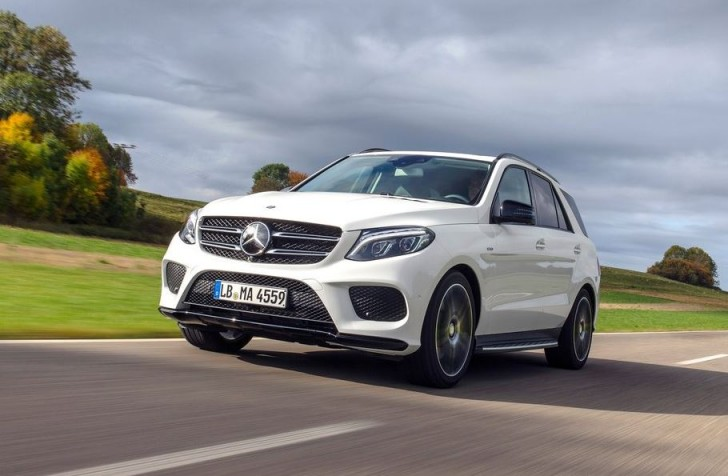Mercedes-Benz GLE450 AMG 4Matic 2016 03