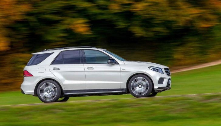 Mercedes-Benz GLE450 AMG 4Matic 2016 04