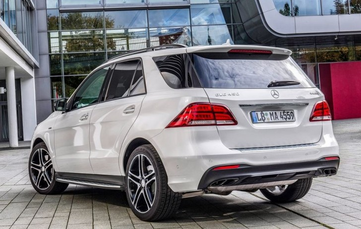 Mercedes-Benz GLE450 AMG 4Matic 2016 05