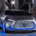 メルセデスベンツ「新型Vision Tokyo Concept 2015」デザイン画像集