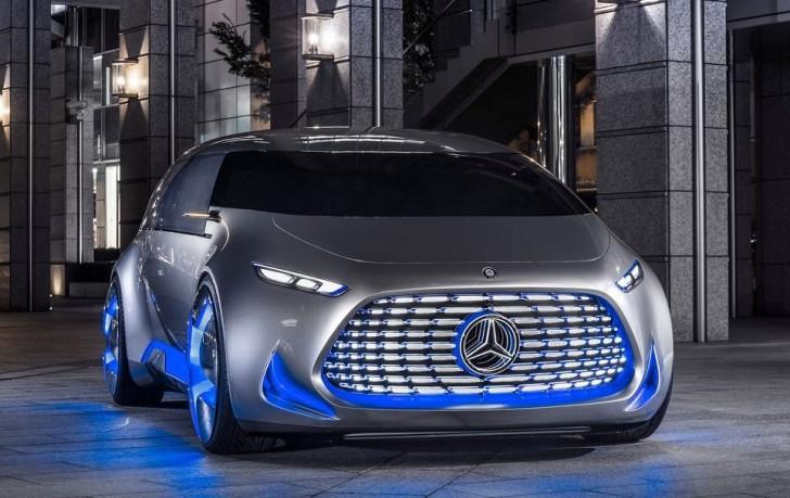 Mercedes-Benz Vision Tokyo Concept 2015 01