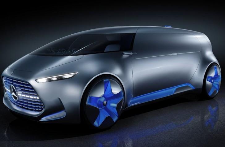 Mercedes-Benz Vision Tokyo Concept 2015 02