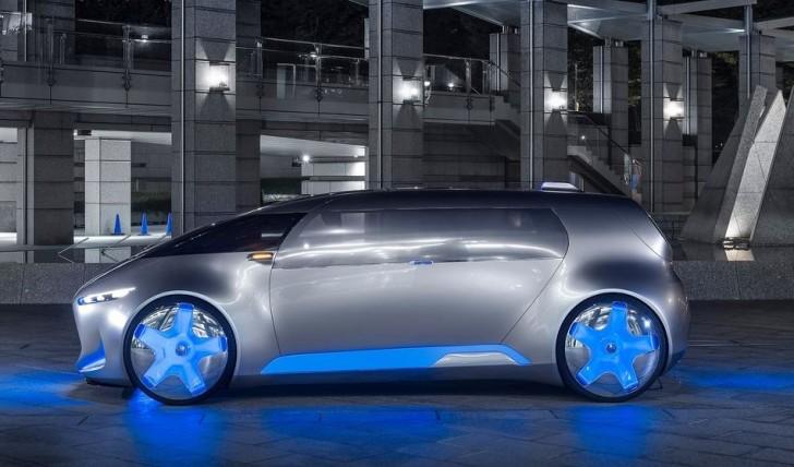 Mercedes-Benz Vision Tokyo Concept 2015 03