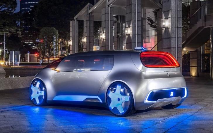 Mercedes-Benz Vision Tokyo Concept 2015 04