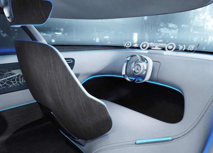 Mercedes-Benz Vision Tokyo Concept 2015 05