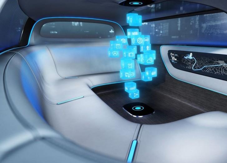 Mercedes-Benz Vision Tokyo Concept 2015 07